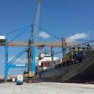 In the port of Paita